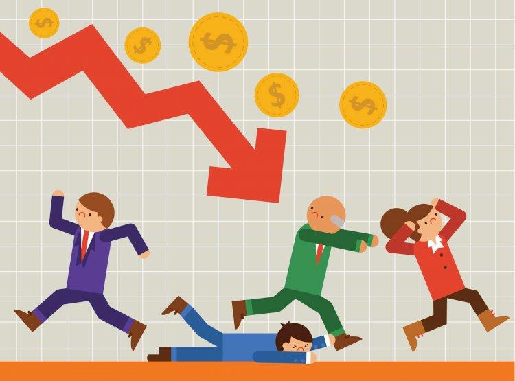 मरणप्राय अर्थव्यवस्था आणि विकासाच्या बाता